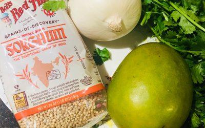 Sorghum Bhel Gluten Free Snack