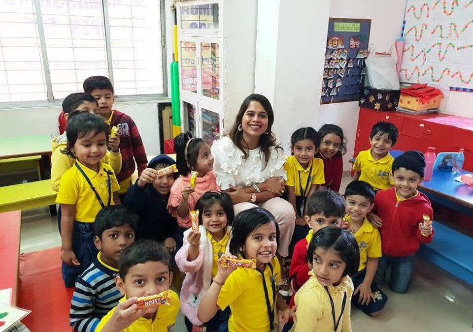 Lets Gossip with Pooja Podar Jain