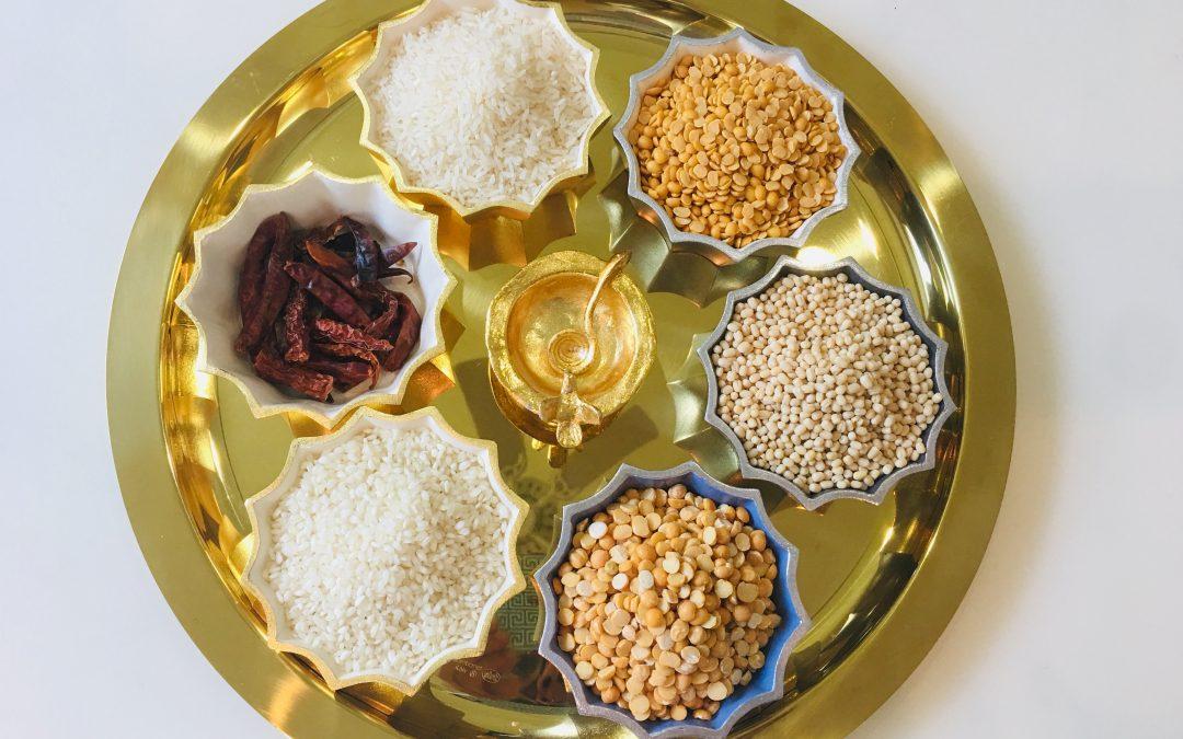 Adai Dosa (Indian Crepes) by Sushma Kothari