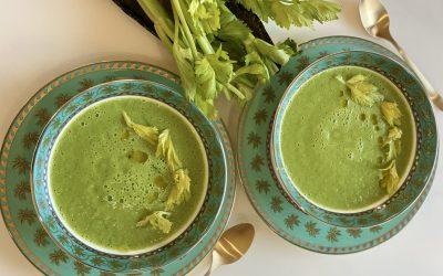 Vegan Celery Soup
