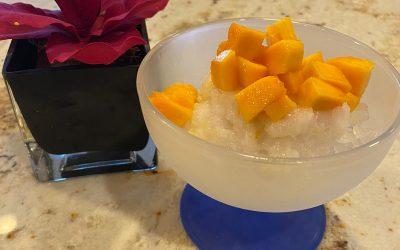 Mango Sago by Aakriti Jain