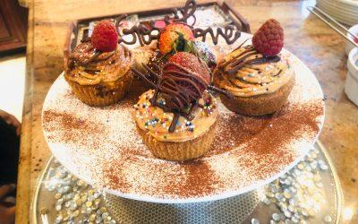 Semolina Cupcakes by Riya Chordia