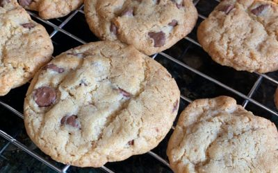 Chocolate Chip Cookies by Aditi Daga