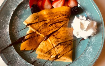 Sweet and Savory Crepes by Alka Daga