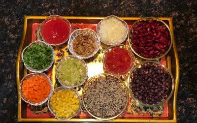 Vegetarian Chili by Ruchi Kothari