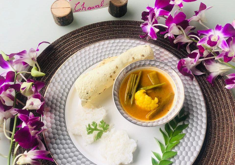 Sindhi Kadhi by Piyu Tejwani