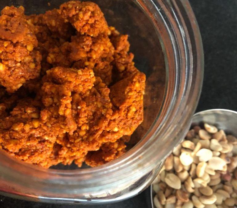 Shengdana (Peanut) Chutney by Mamta Runwal